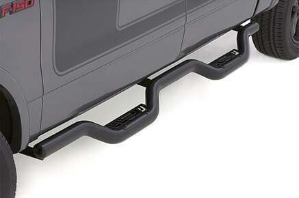 Lund Latitude Step Bars