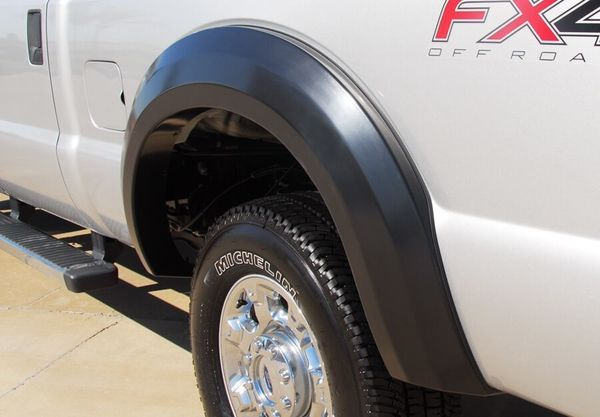 Extra coverage and protection for large wheels