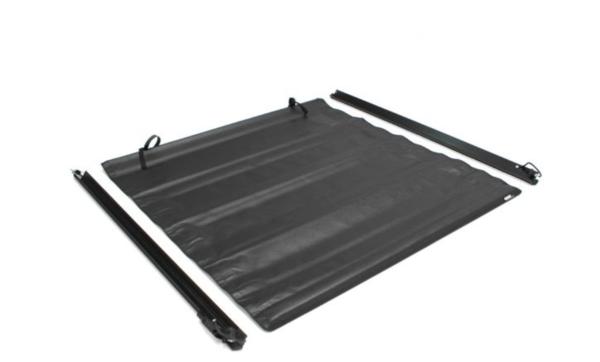 Heavy-duty aluminum rails and bows