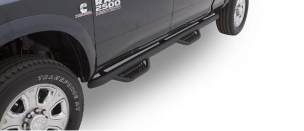 Lund 34641420 Black Terrain HX Steps for 2019 Ford Ranger Crew Cab