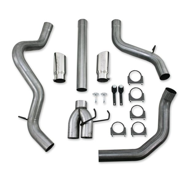 Installer series Cool Duals DPF-Back Exhaust System