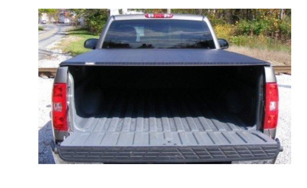 Easy access to truck bed