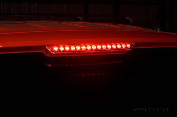 Deep LED lighting