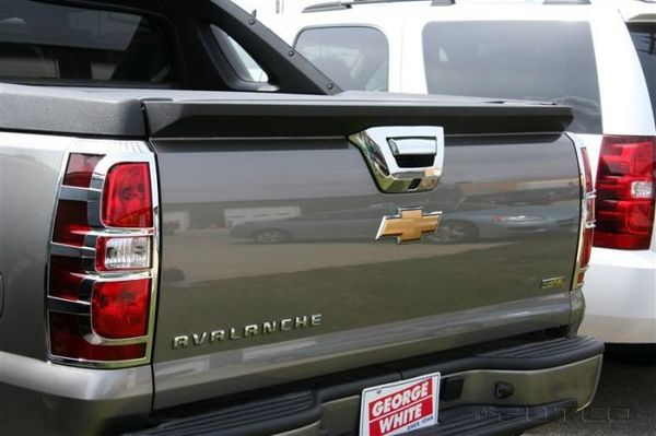 Tailgate & rear handle cover