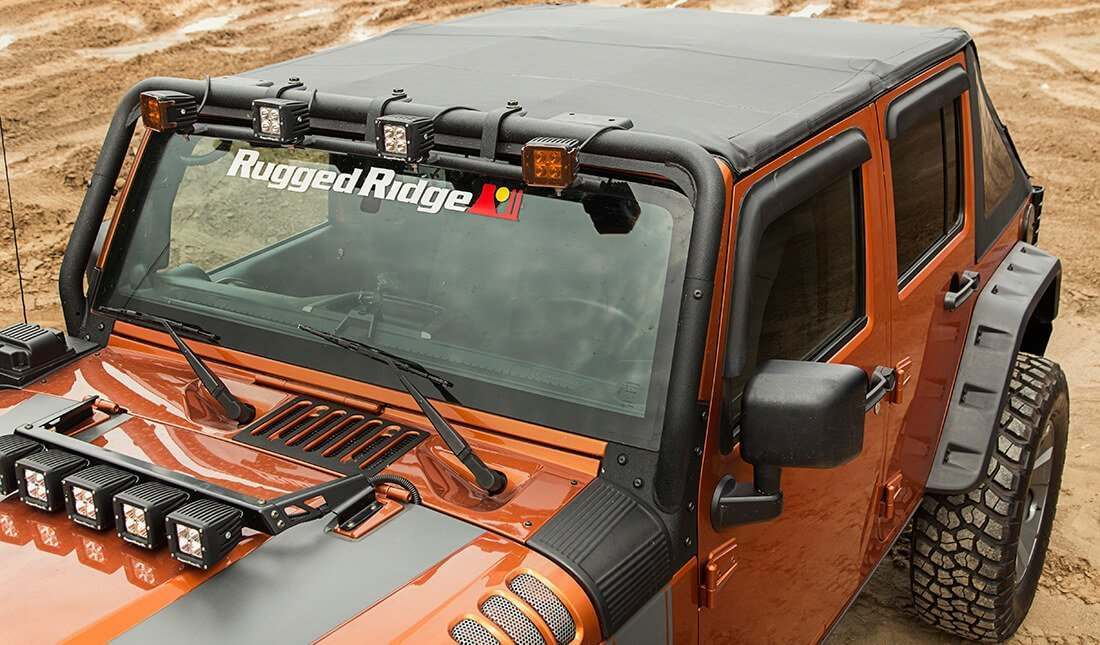 Rugged Ridge Buyer's Guide | Jeep Accessories