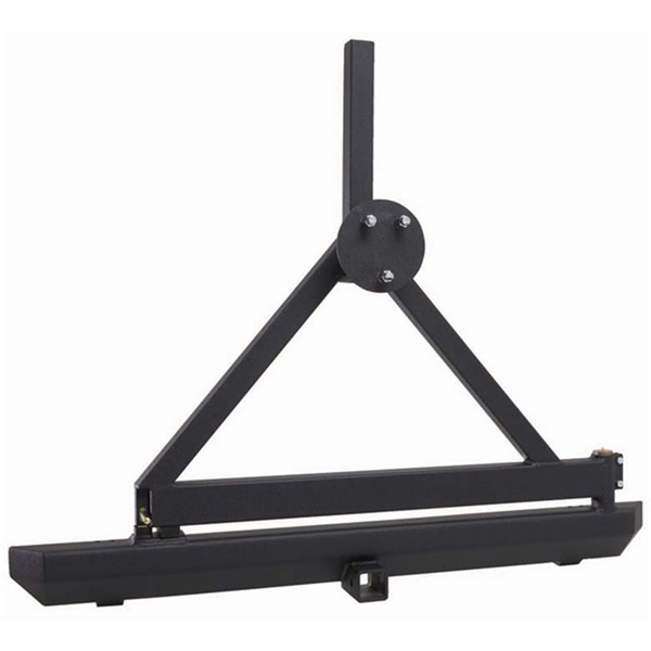 Built-in hitch