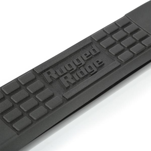 Non-slip nylon step area