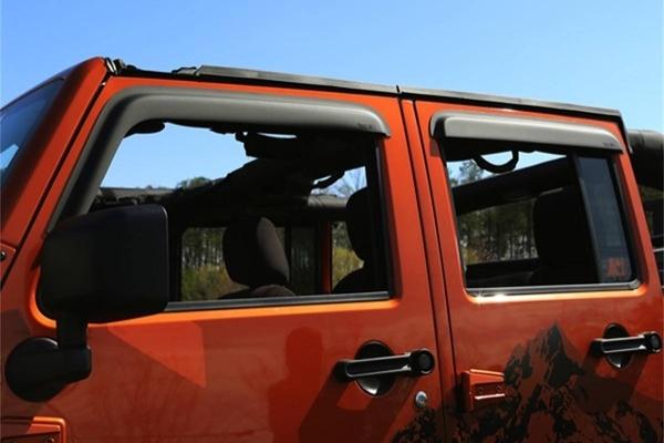 Highly functional window visors