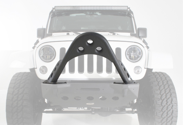 Multi optional design bumper stinger