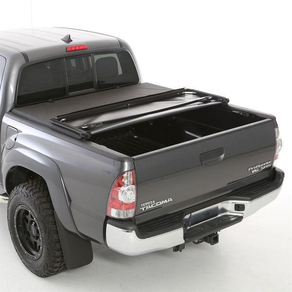 High quality tri-folding tonneau cover