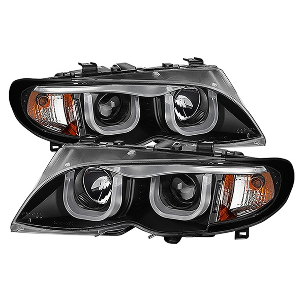 Projector Headlights with DRL