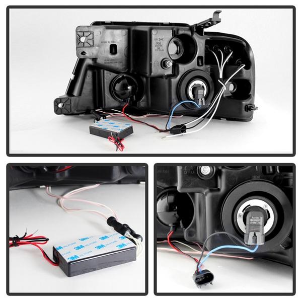 Bolt-on plug and play installation