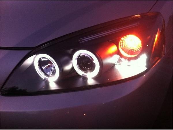 Has LED lights