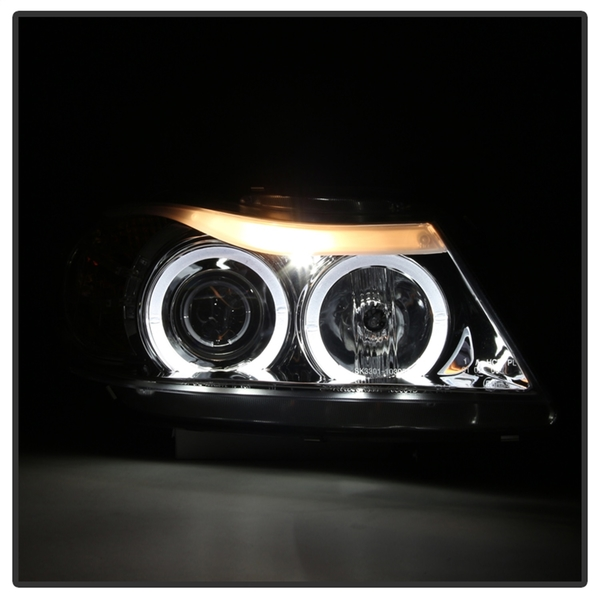 High quality projector headlights