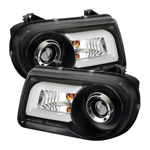 High quality LED projector headlights