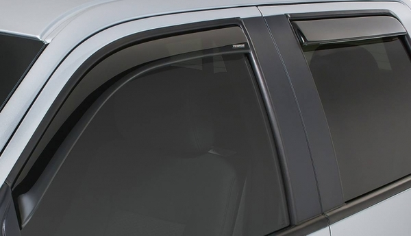 In-Channel vent visors
