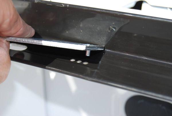 Adjustable tension control system