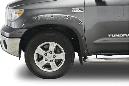 TrueEdge Pocket Fender Flares