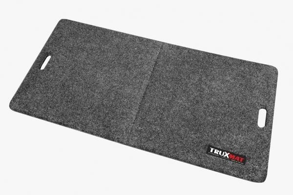 Heavy-duty polypropylene utility mat