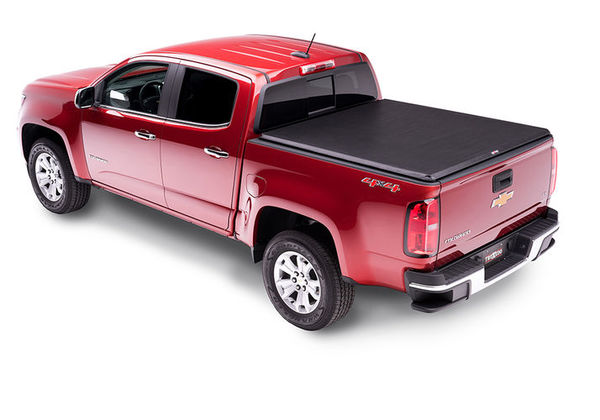 Top mount soft rolling cover