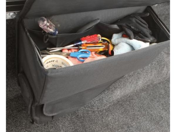 Interior organizer pocket