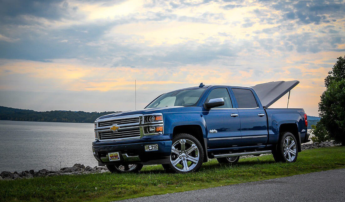 UnderCover Buyer's Guide | Tonneau Covers