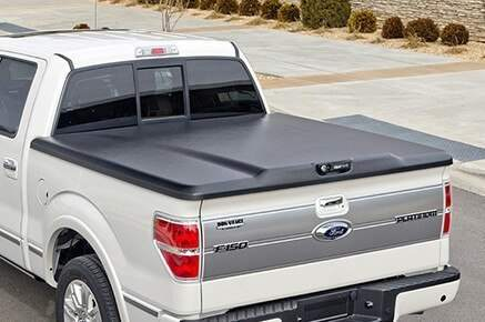 UnderCover Elite Hinged Tonneau Cover