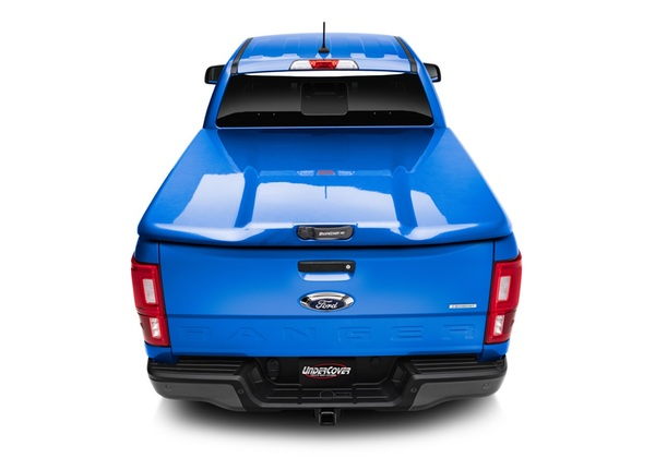 Smooth Paintable Tonneau Cover
