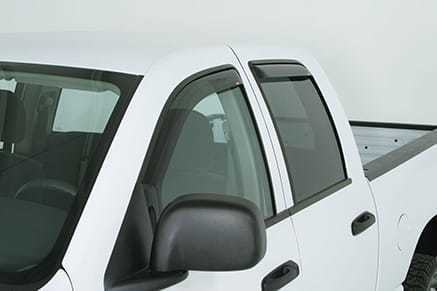 Wade Window Deflectors