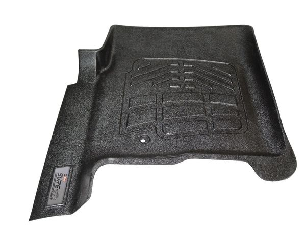 Authentic rubberized co-polymer material