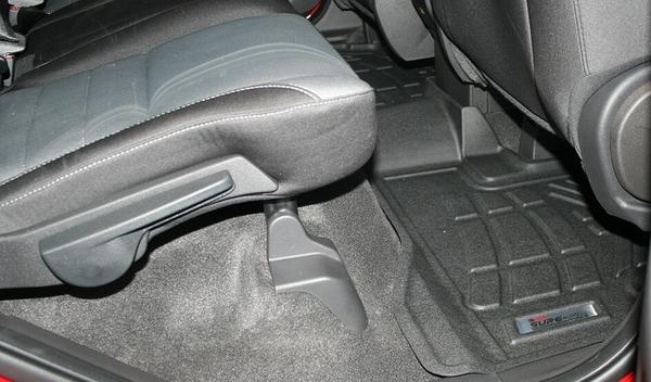 Custom-molded