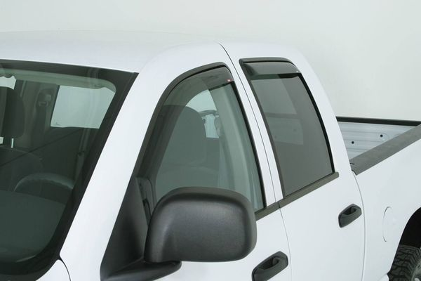 Slimline and In-Channel Vent Visors