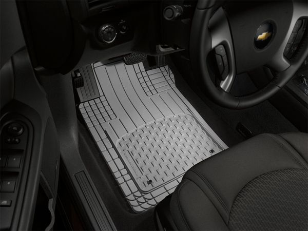 Universal, trim-to-fit floor mats