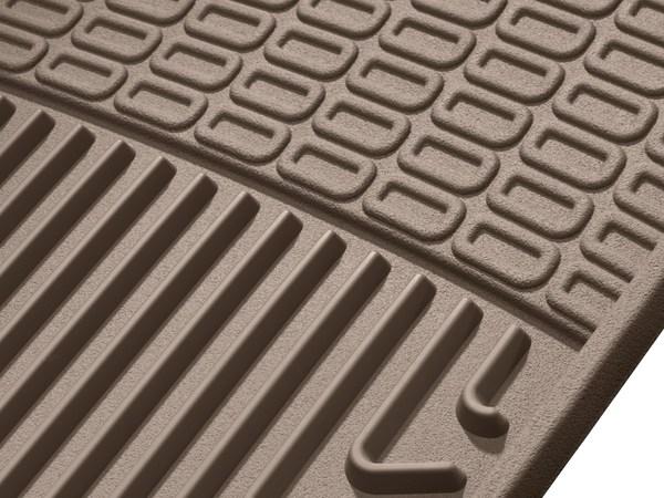 Semi-custom fit mats