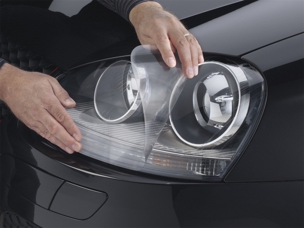 Clear Headlamp/Signal Lamp Protection Film