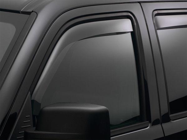 Mitsubishi Endeavor in-channel window deflectors