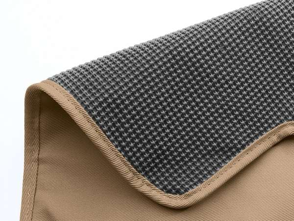Nylon lining for extra protection