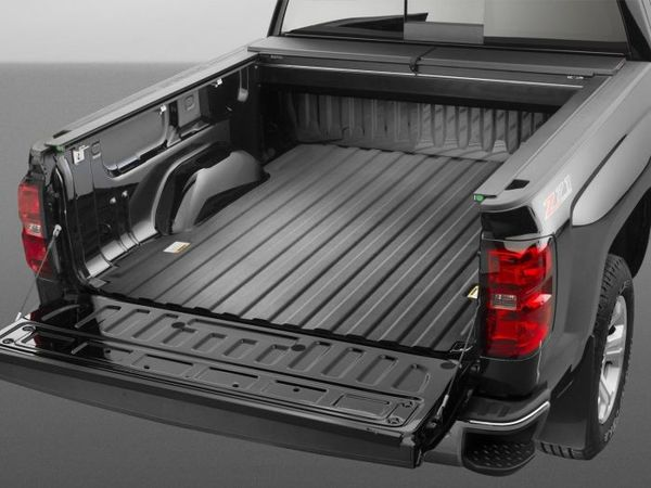 Protects your truck bed's painted surface from scratches and abrasions
