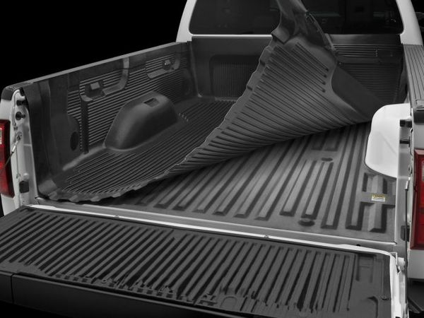 Protects your truck bed from the drop-in liner's rough texture