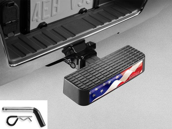 USA Step & Bumper Protection