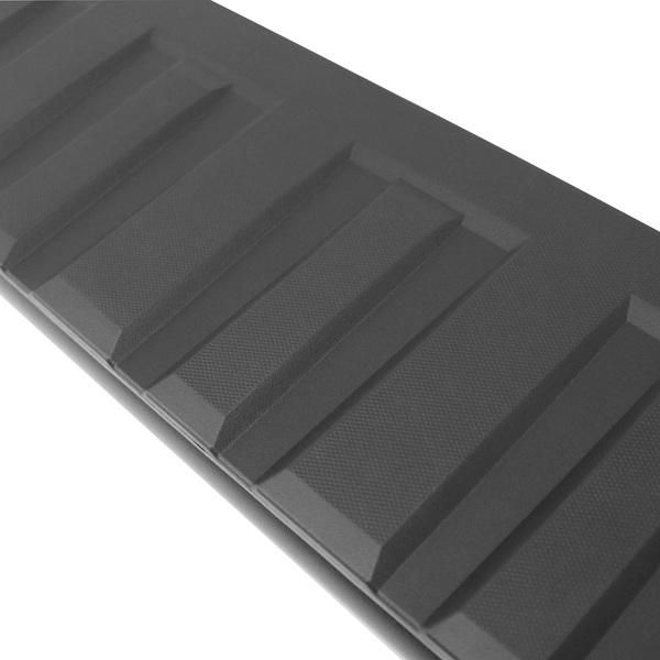 Textured step pads