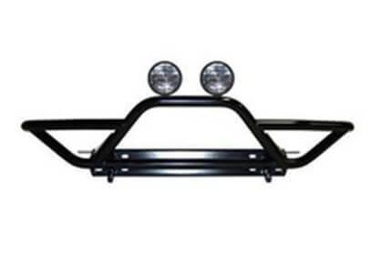 Westin TrailBlazer Series Winch Mount Front Bumpers
