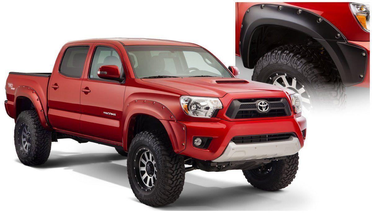 Bushwacker Fits 12 15 Toyota Tacoma 31927 02 Pocket