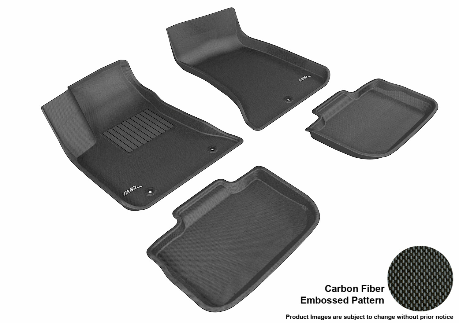 2011 2019 Dodge Charger 3d Maxpider Floor Mats Fast Free Shipping