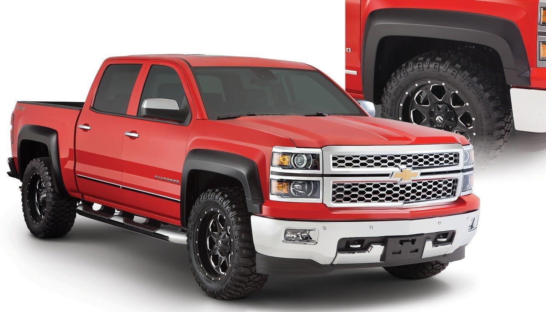 Bushwacker Fits 14 15 Chevrolet Silverado 1500 40963 02