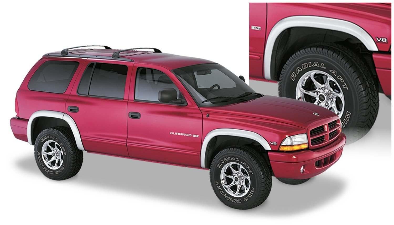 Bushwacker Fits 98-03 Dodge Durango (51904-02) Extend-A ...