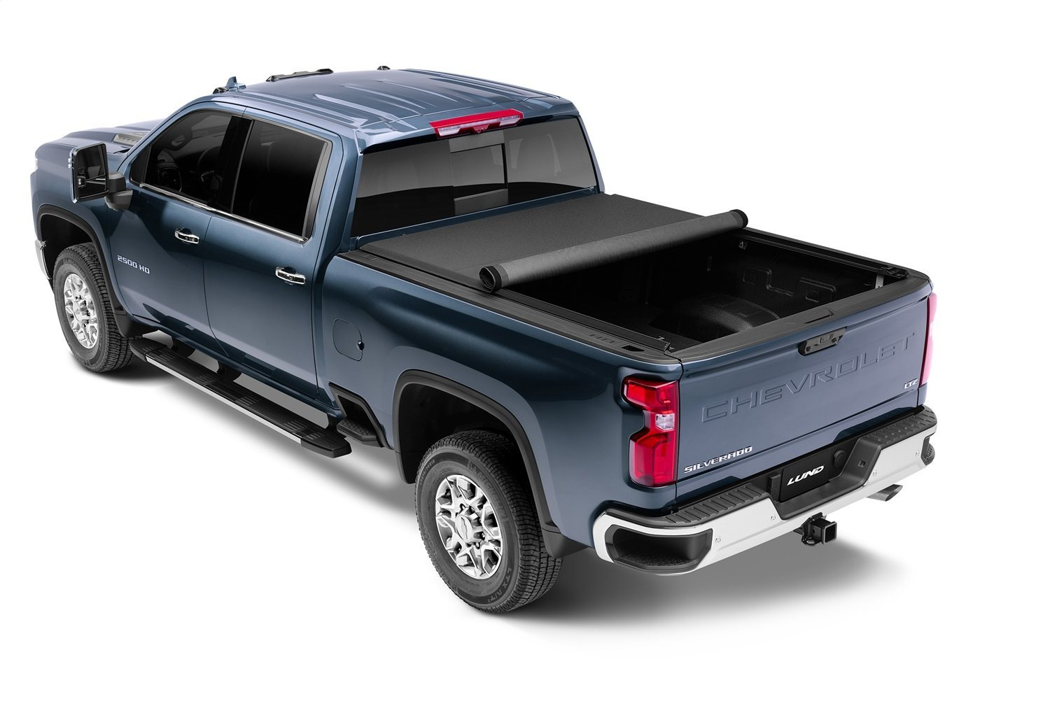 Dodge Ram 1500 Lund Genesis Roll Up Tonneau Cover 96064