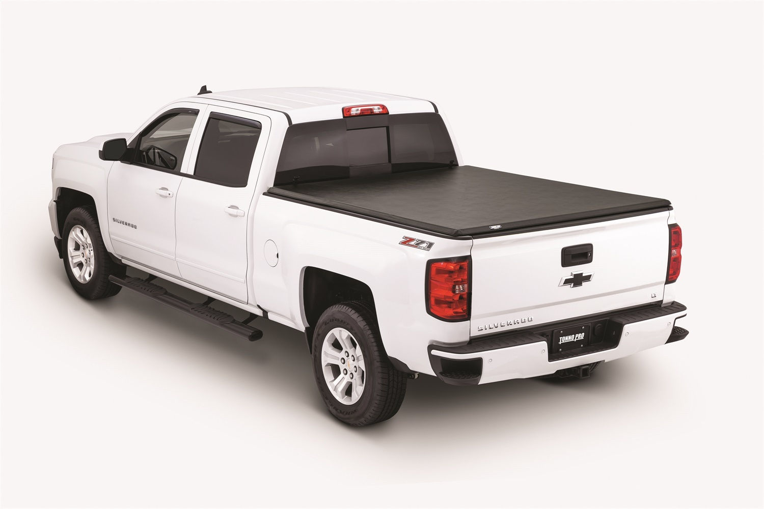 Toyota Tundra Tonnopro Hard Folding Truck Bed Cover Hf 554