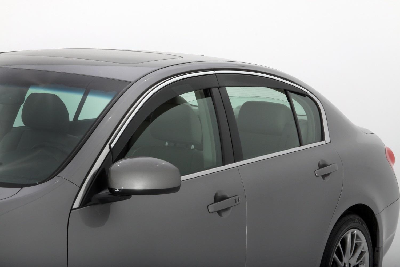 Avs Seamless Vent Visors Low Profile Window Deflectors