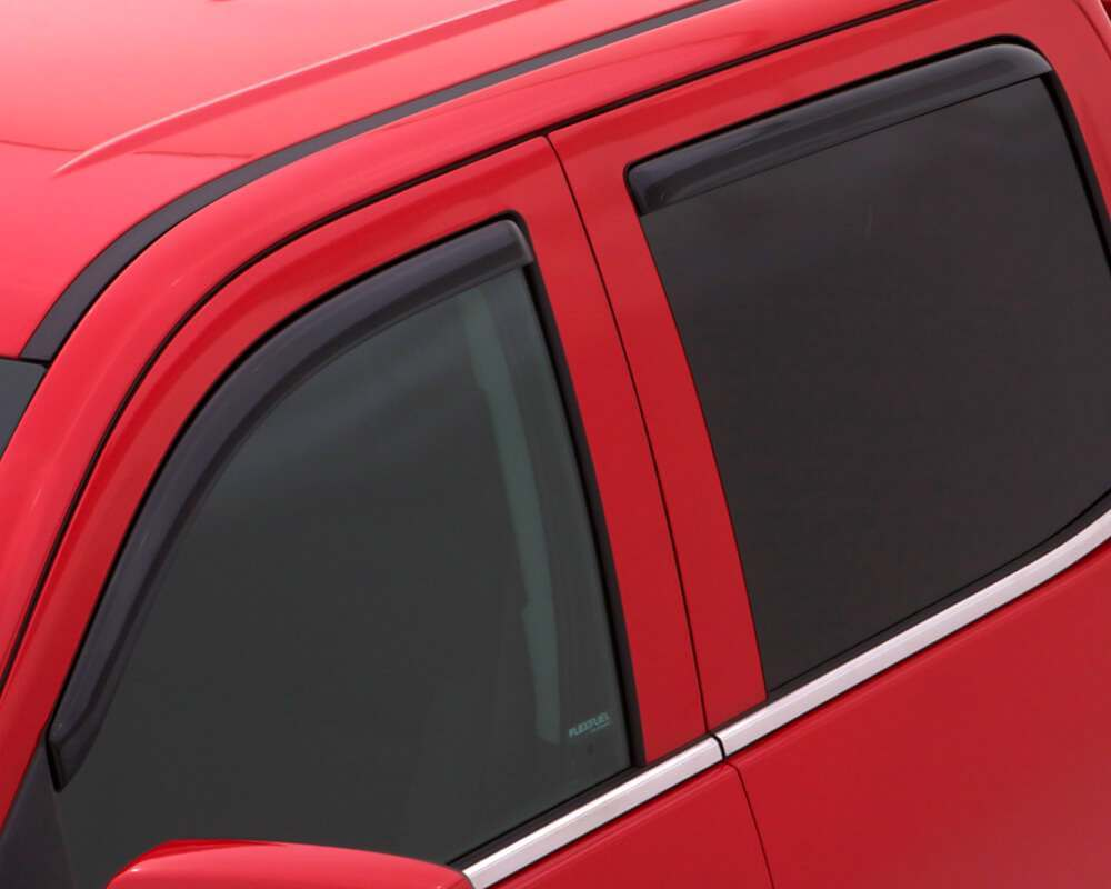 Avs In Channel Vent Visors Perfect Fit Deflectors